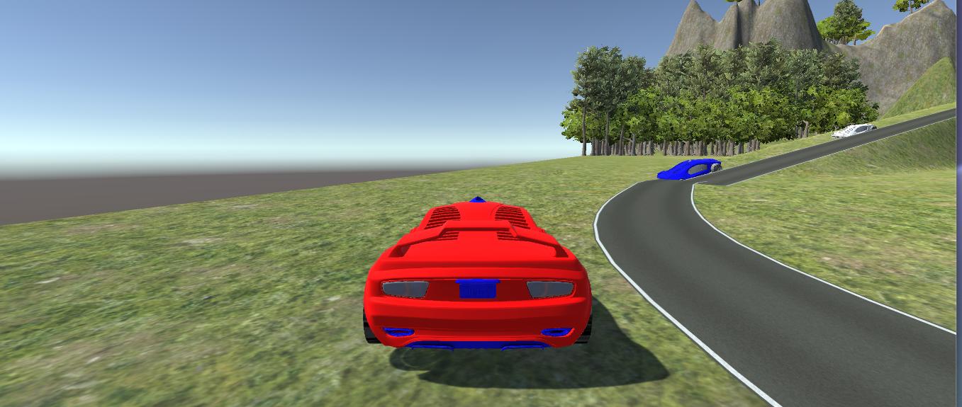 U3D_M1 - Un juego de carreras