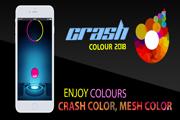 Crash the color