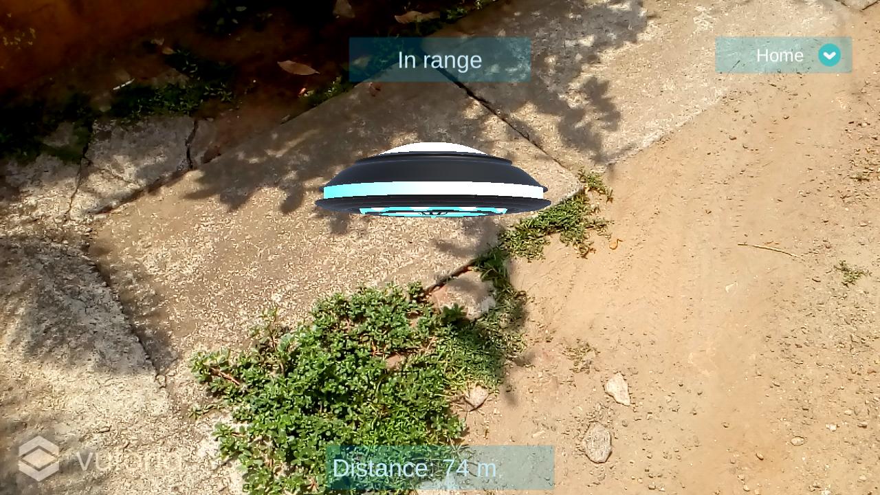 GPS Based AR
