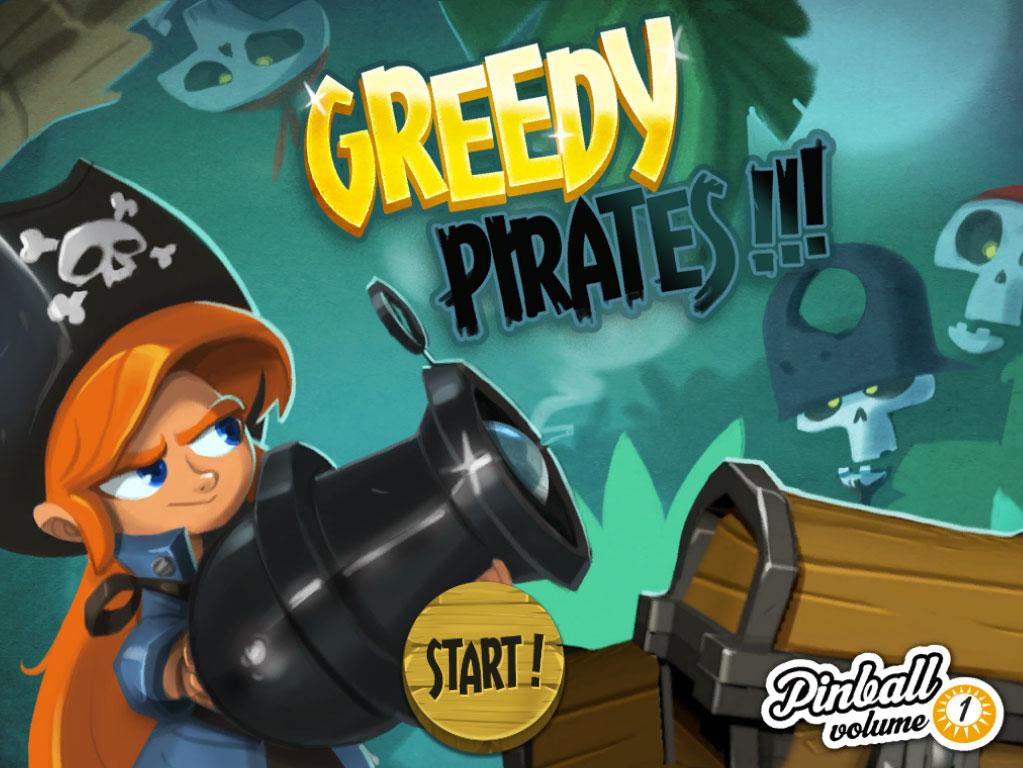 Greedy Pirates !!!