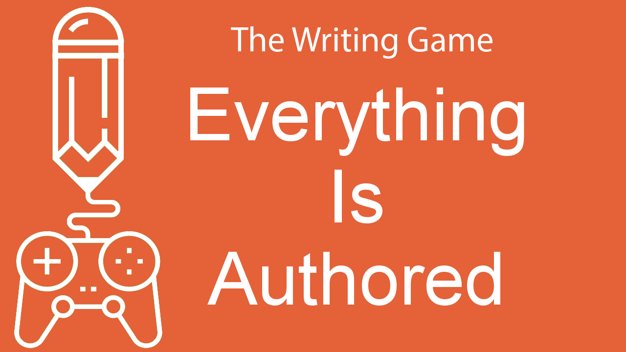 Everything Is Authored