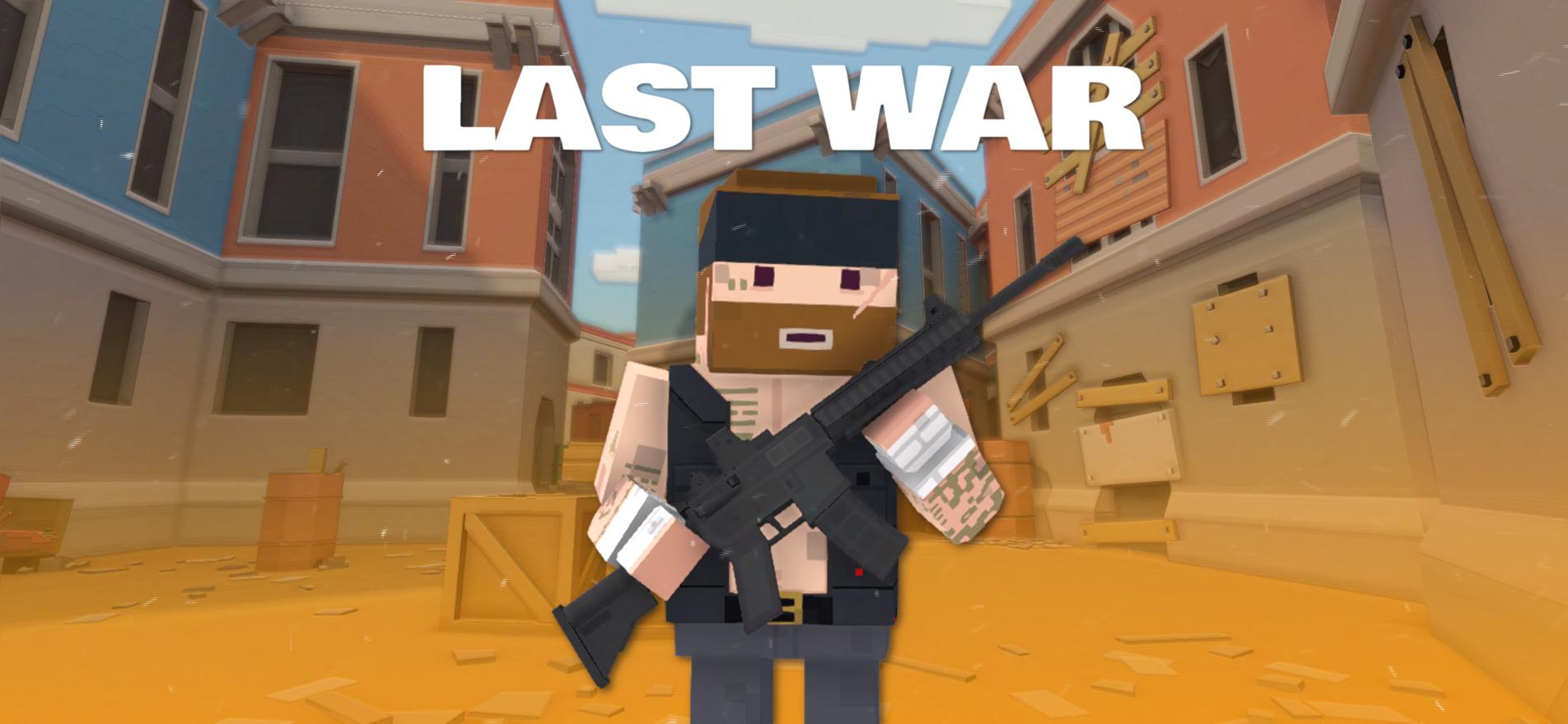 Last War: 3D Pixel FPS