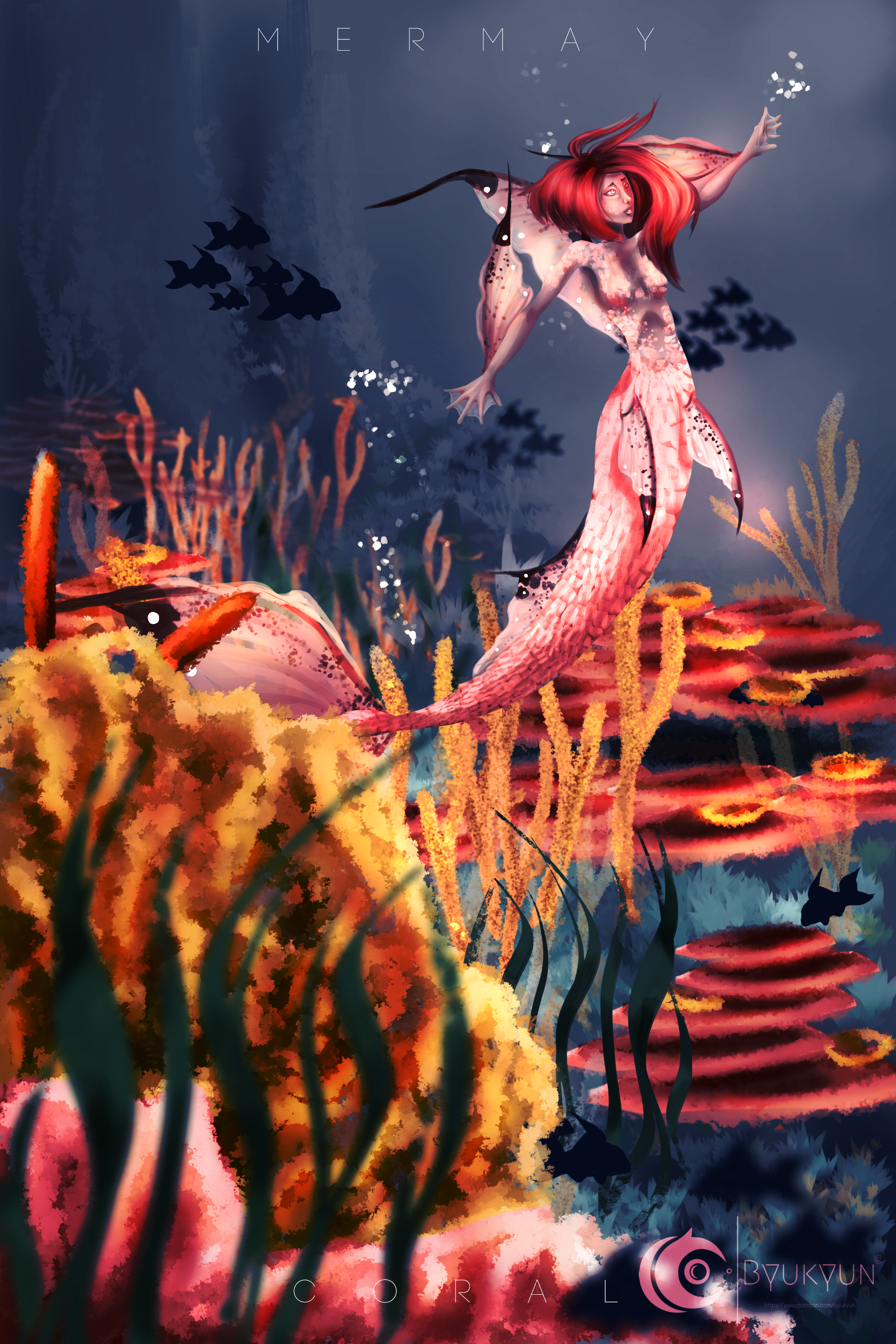 Mermay challenge day 1-3