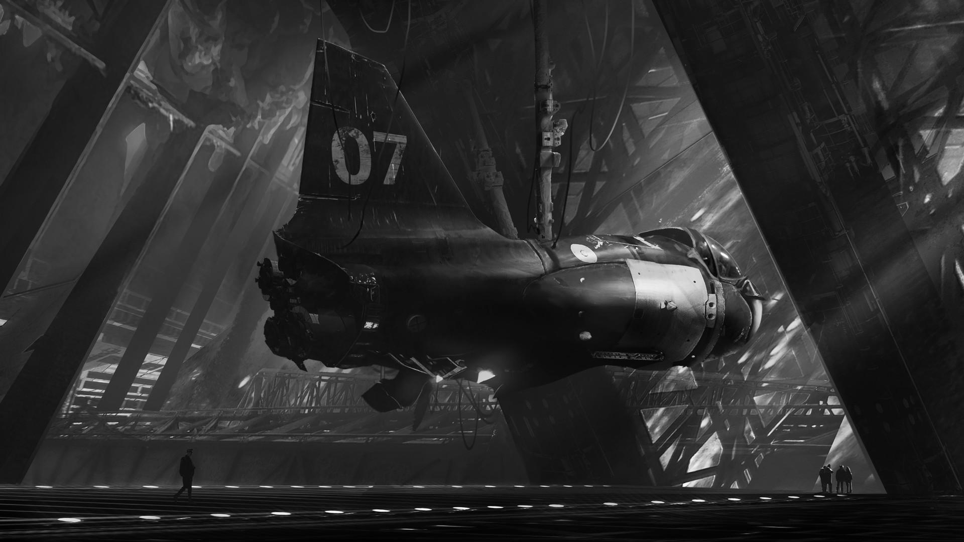 Ship Hangar