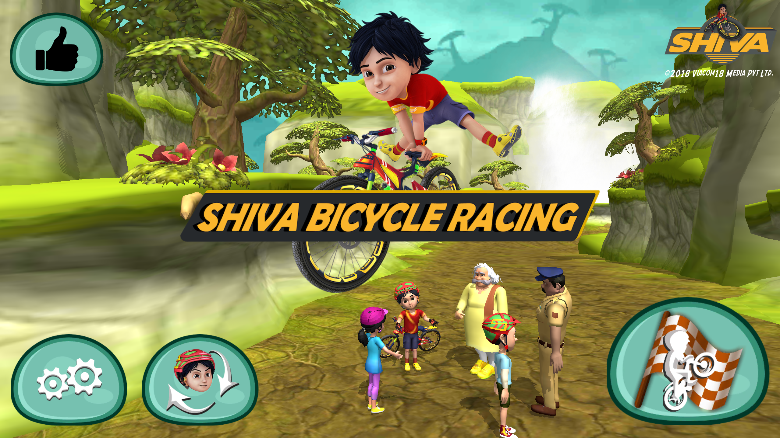 Shiva Bicycle Racing