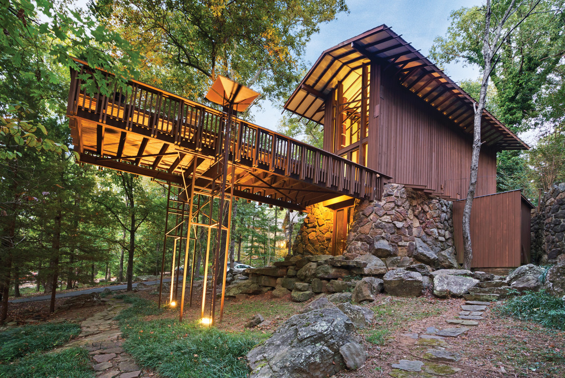 Mid-Century Modern in the Ozarks: Fay Jones and the American House