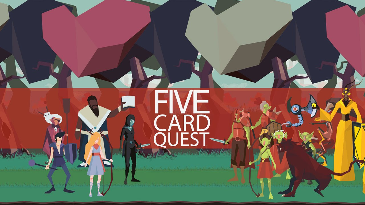 Five Card Quest (RocketCat Games) - Lead Engineer / Developer
