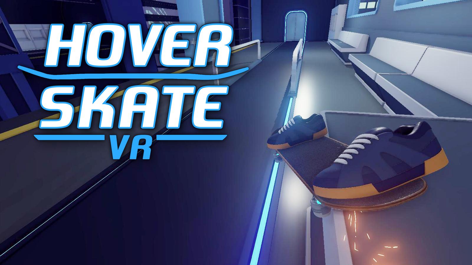 Hover Skate VR