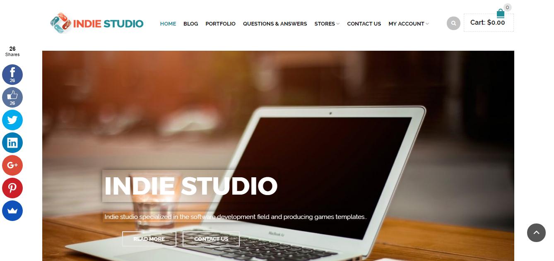 Indie Studio Store
