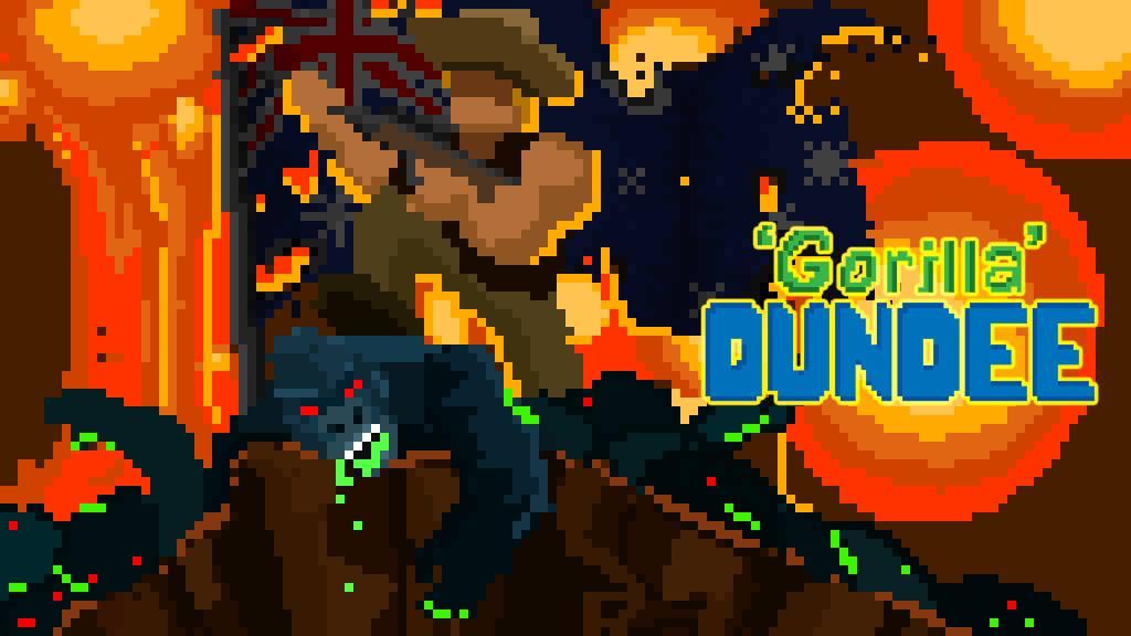 Gorilla Dundee