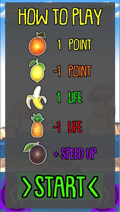 FruitCatch - Score big!