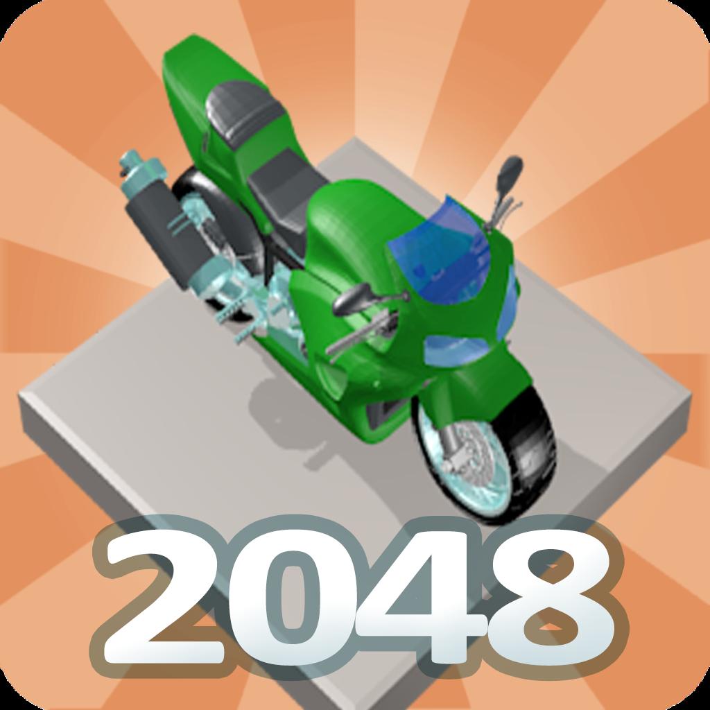 2048 3D BIKES!
