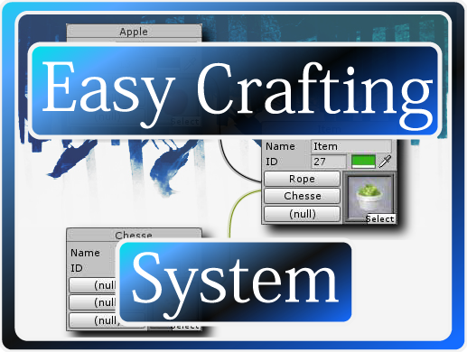 Easy Crafting System