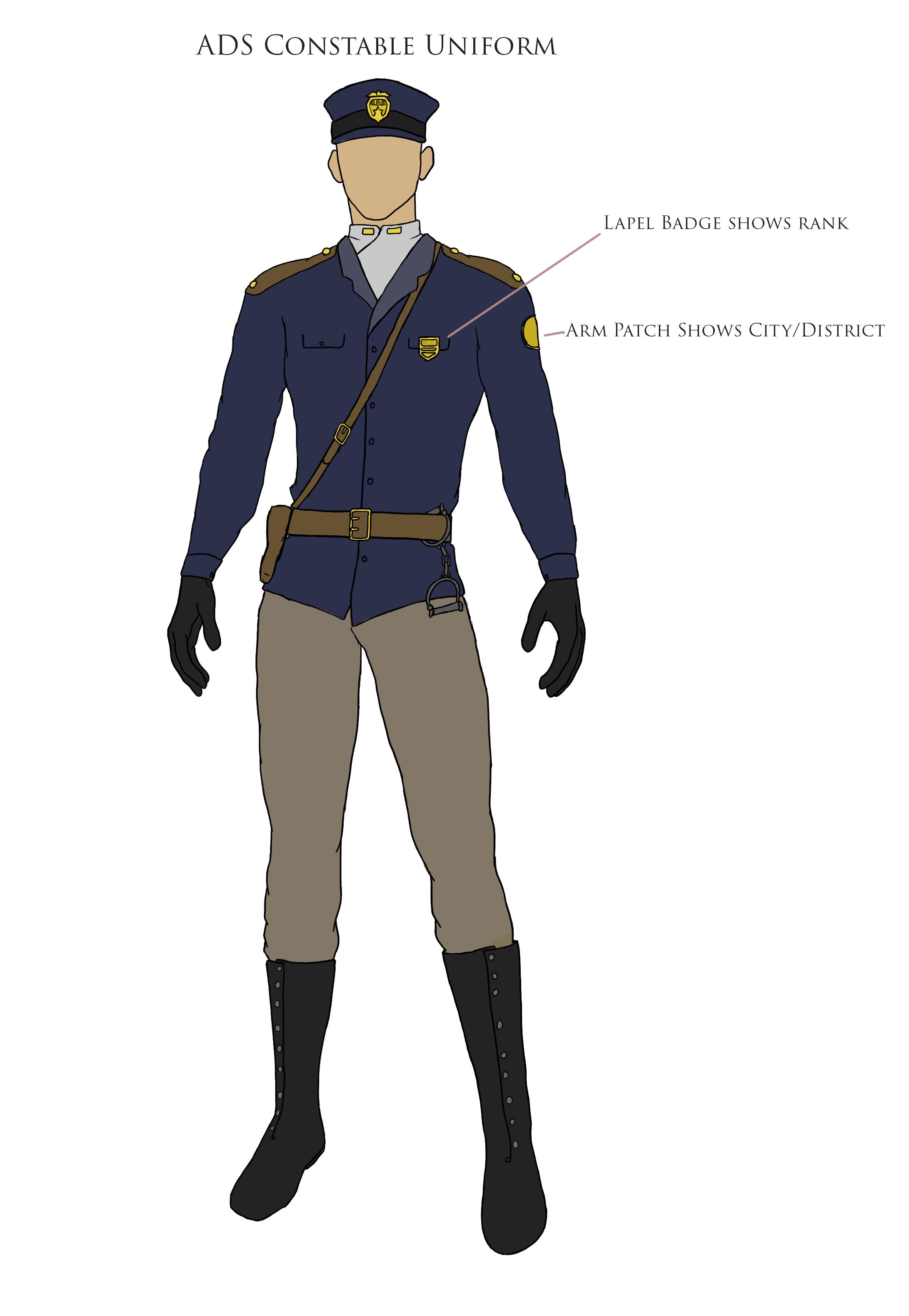 Altan Military Uniforms