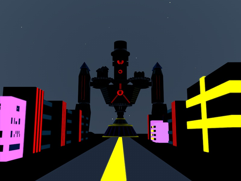 TOMORROW's CASTLE