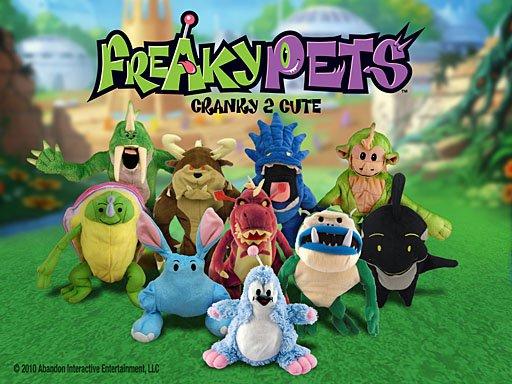 Freaky Pets