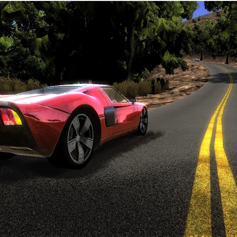 Double Yellow VR Racing