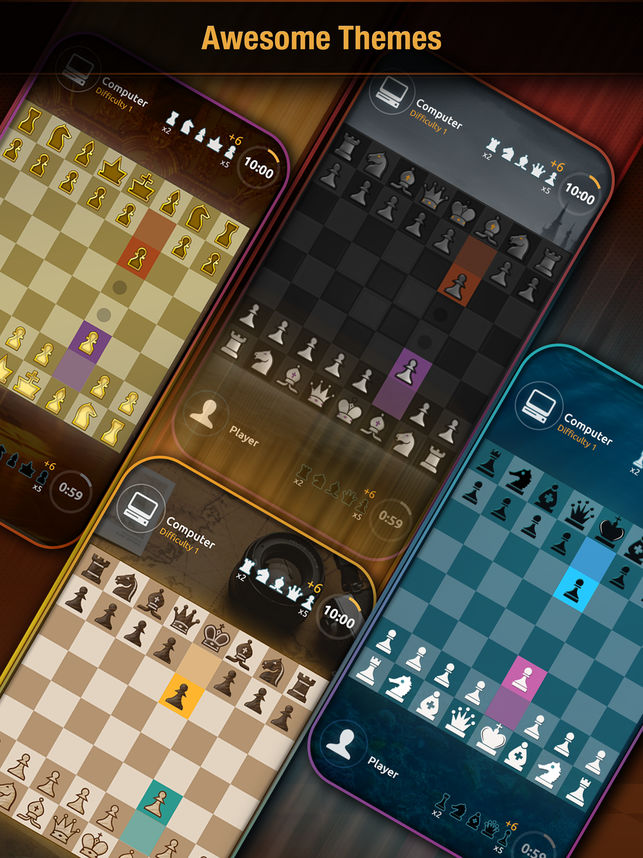 Chess Online - Play & Learn