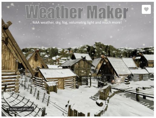 Weather Maker