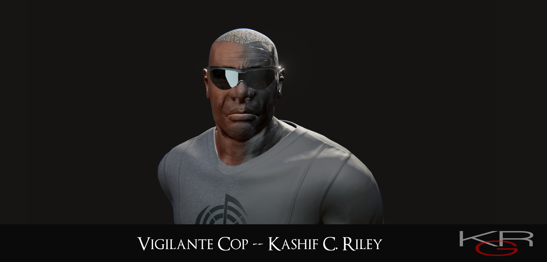 Vigilante Cop/Dark Mercenary
