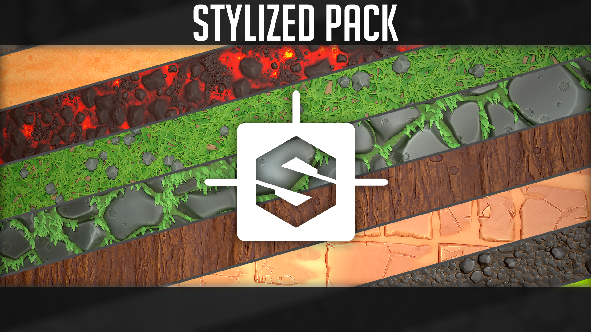 Stylized Material Pack