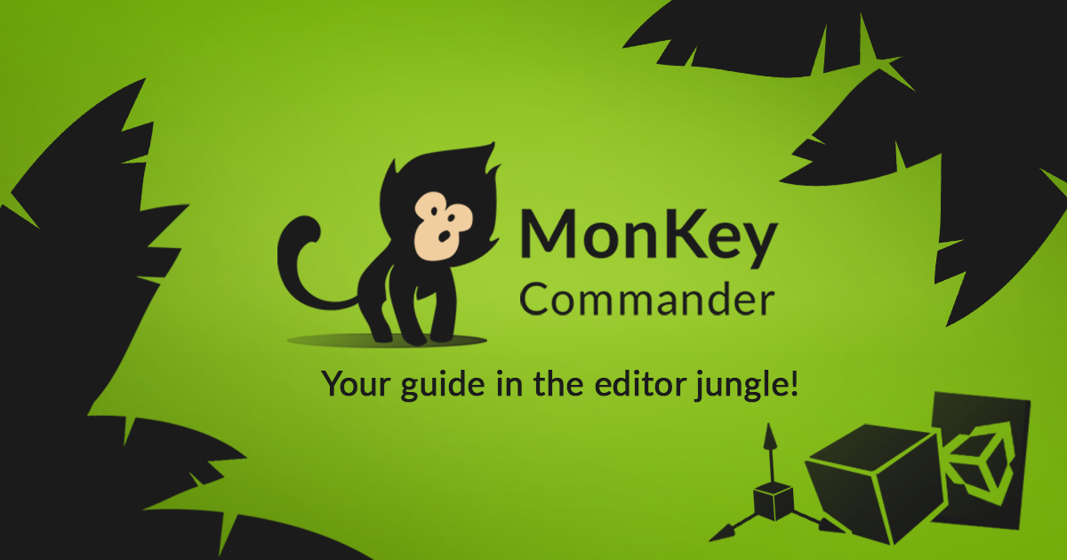 MonKey Commander - Productivity Booster