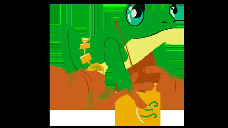 The Frog's Princess