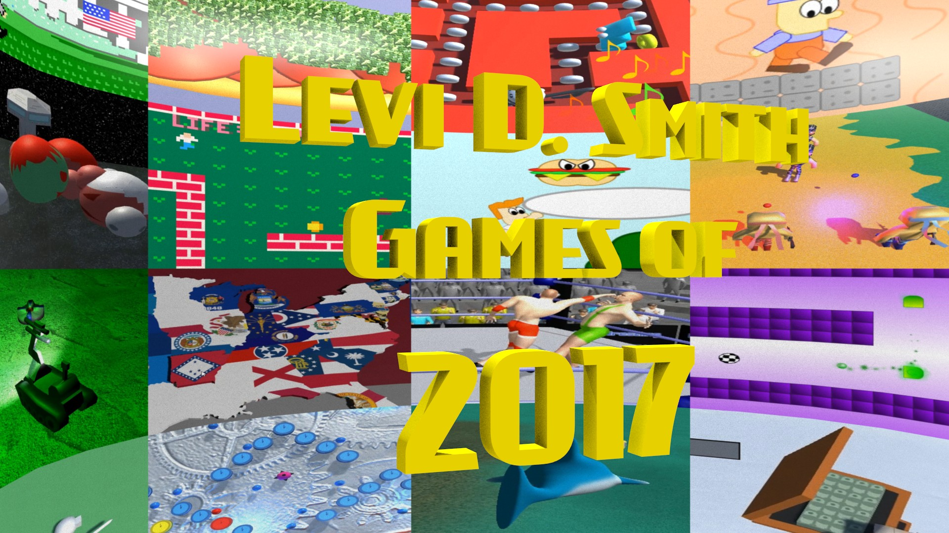 Levi D. Smith Games of 2017
