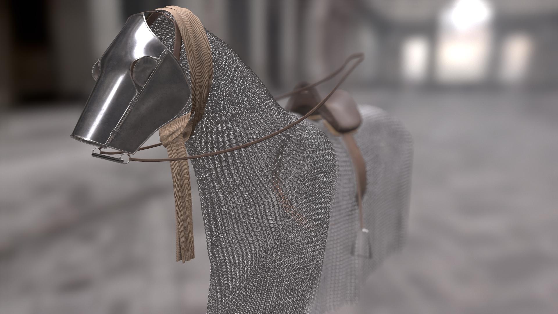 Horse Armor Set