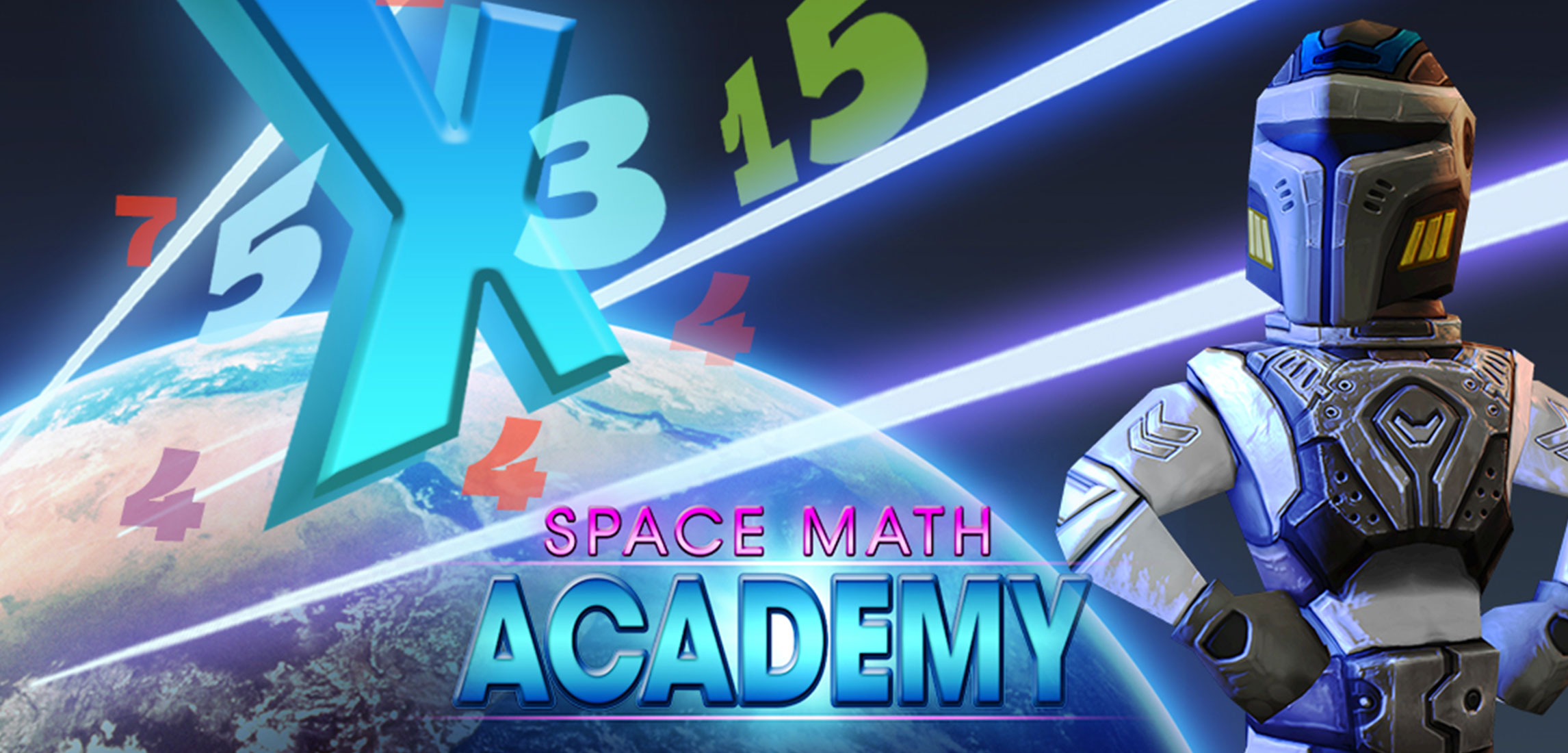 Space Math Academy