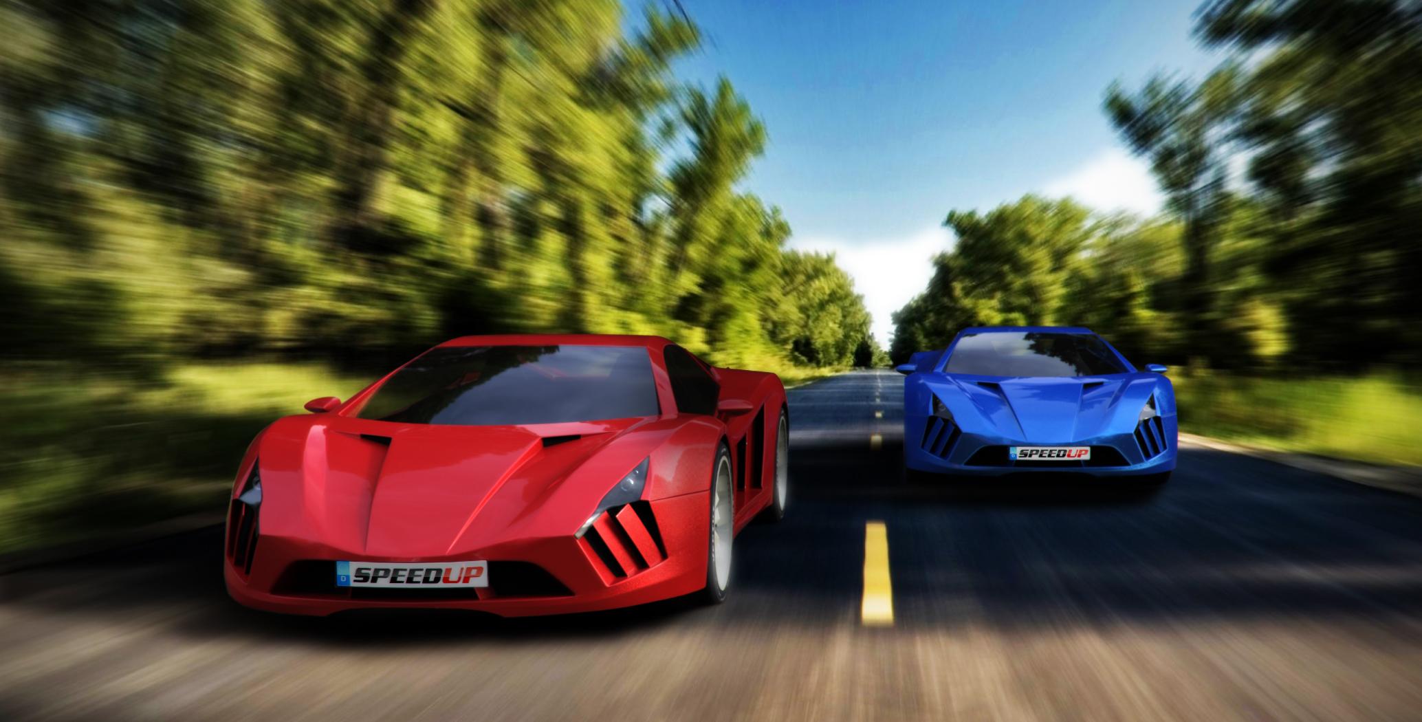 Speed Up v1