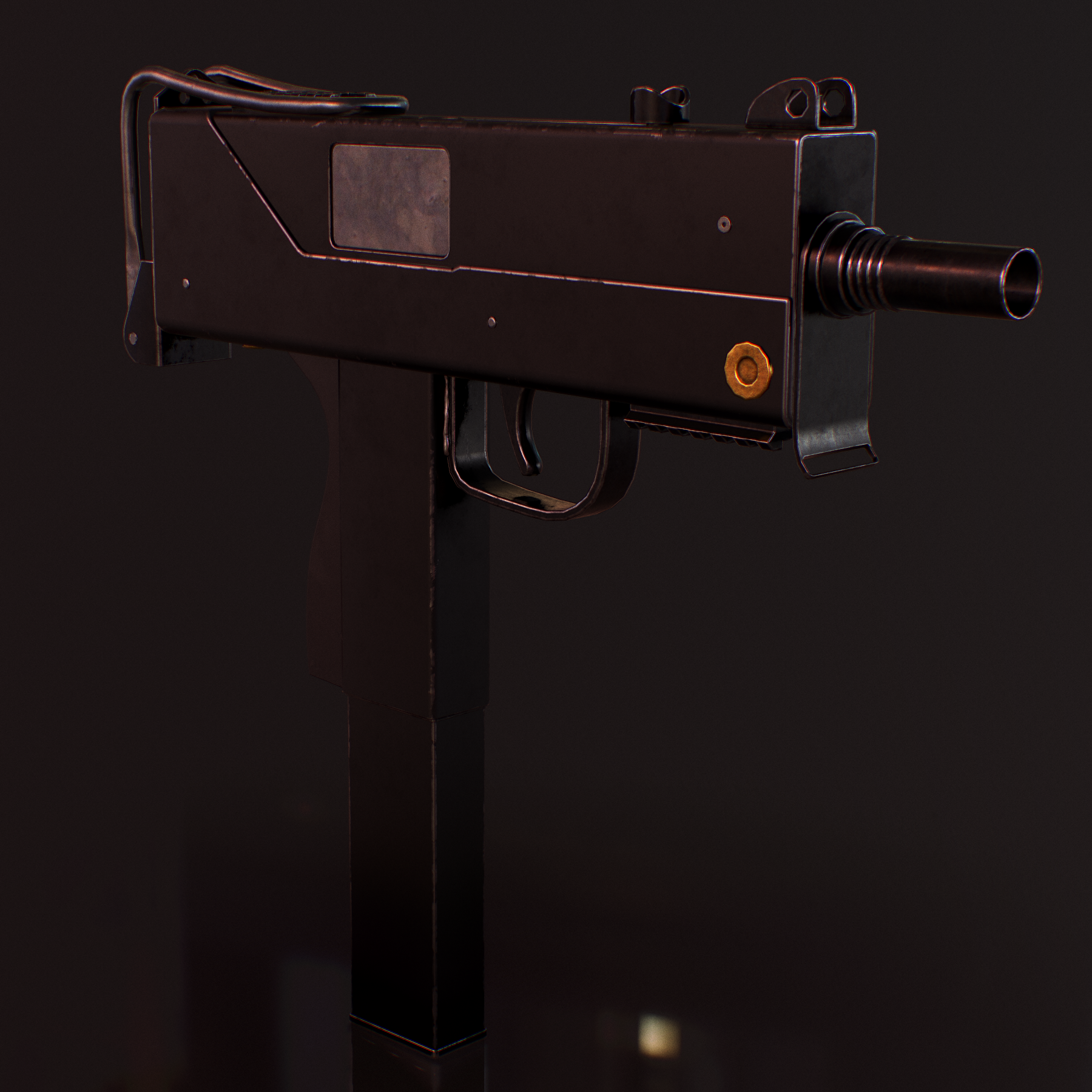 Mac 10 Sub-machine Gun