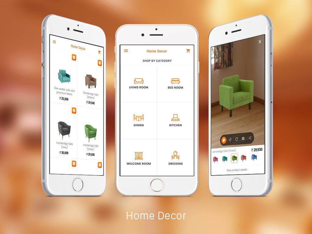 Home Decor - AR