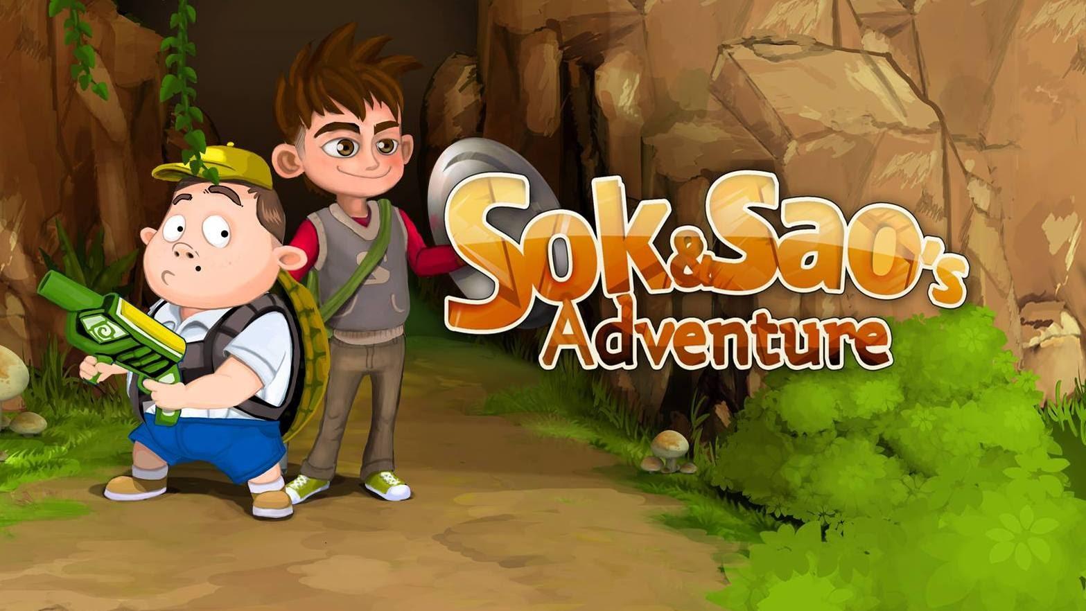 Sok and Sao's Aventure