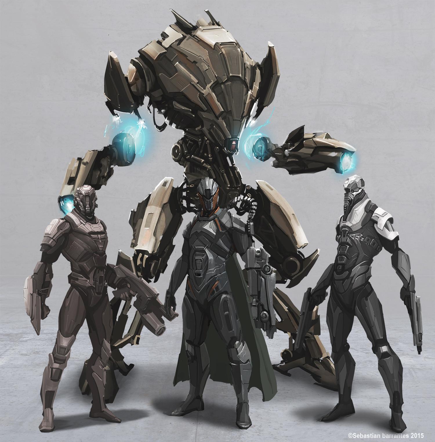 Cyber Space Gang