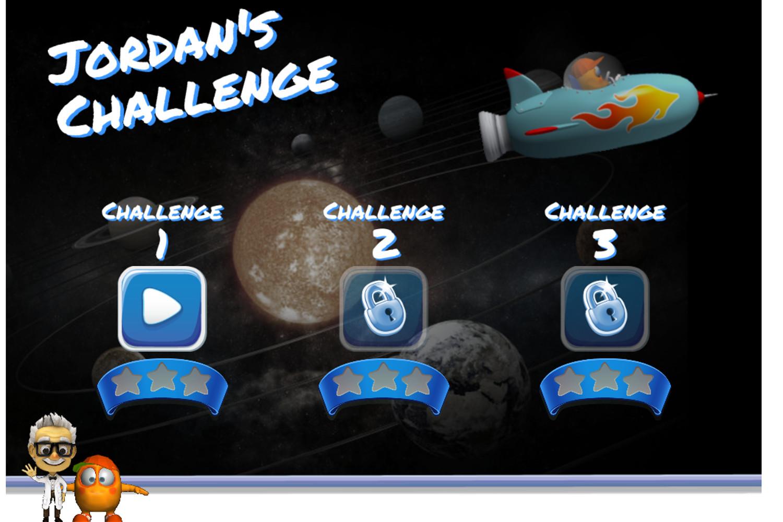 Jordan's Challenge
