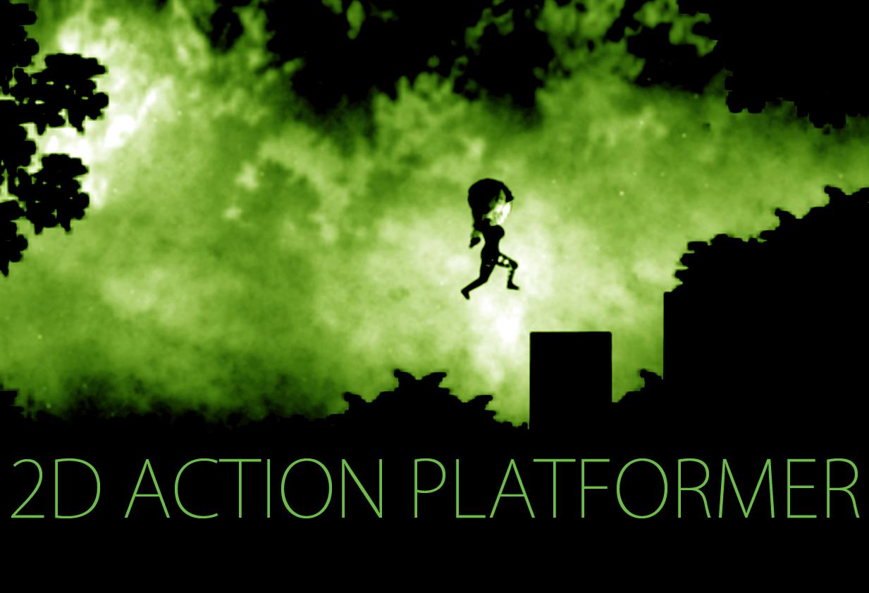 2D Action Platformer (2015)