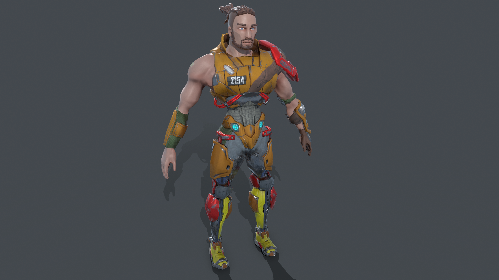 Warrior V3
