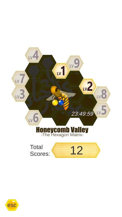 Honeycomb Valley
