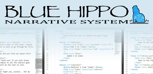 Blue Hippo XML Narrative System