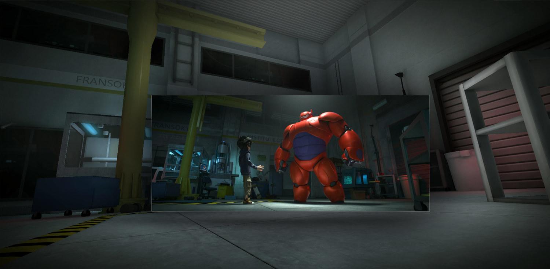 Big Hero 6 VR Demo