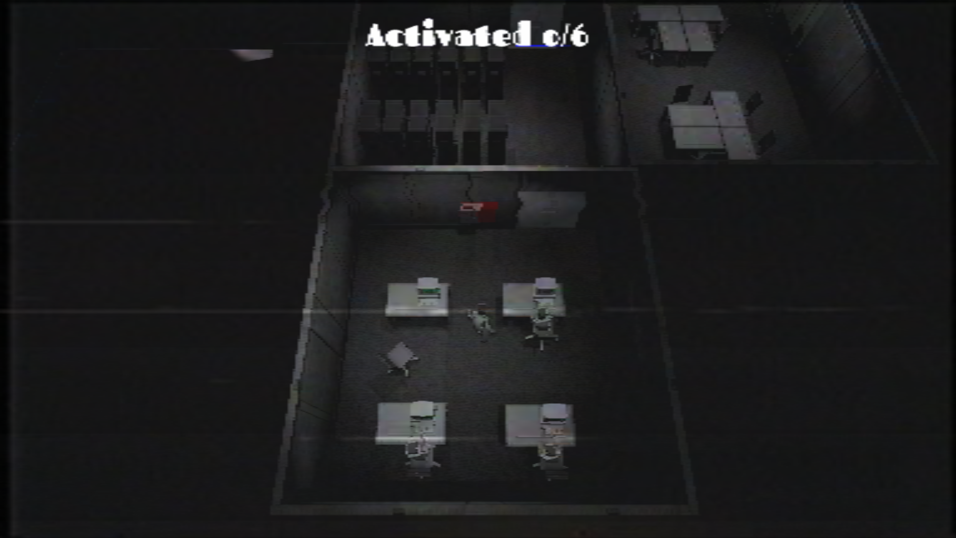 GGJ: Static Breach