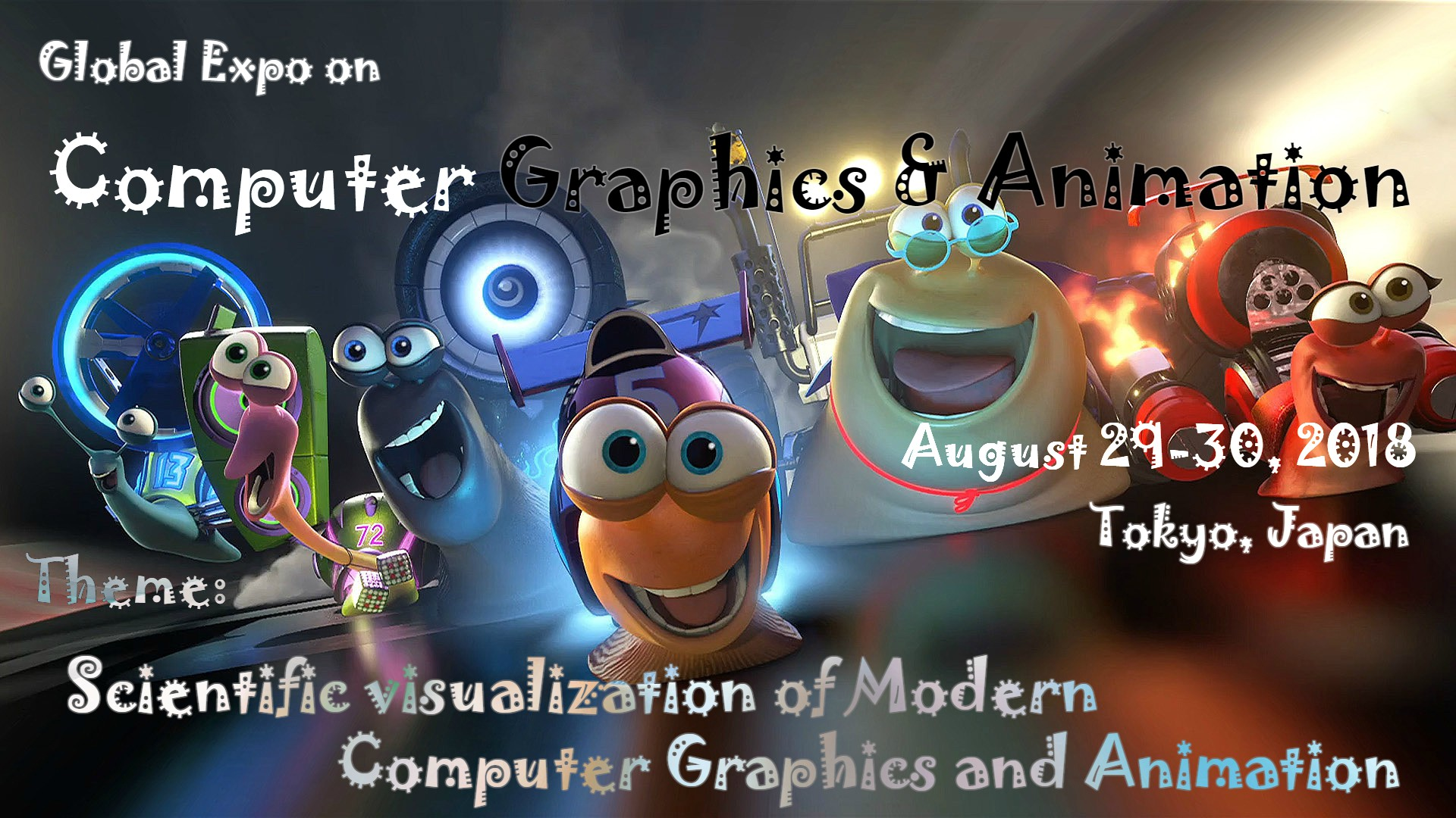 Global Expo on Computer Graphics & Animation