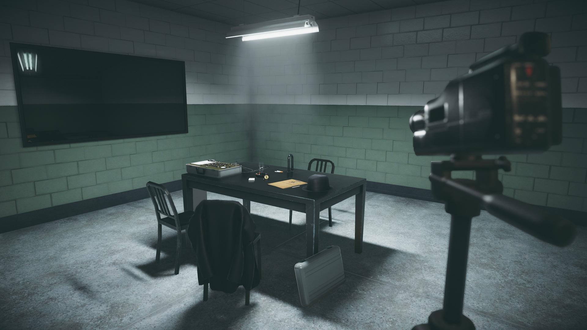 QA InterrogationRoom