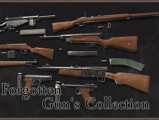 Forgotten Weapon Collection