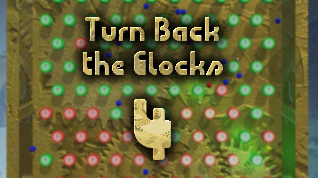 Turn Back the Clocks 4