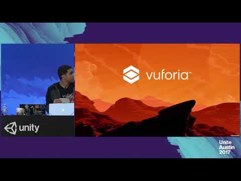 Intro to Vuforia AR Integration in Unity 2017.2