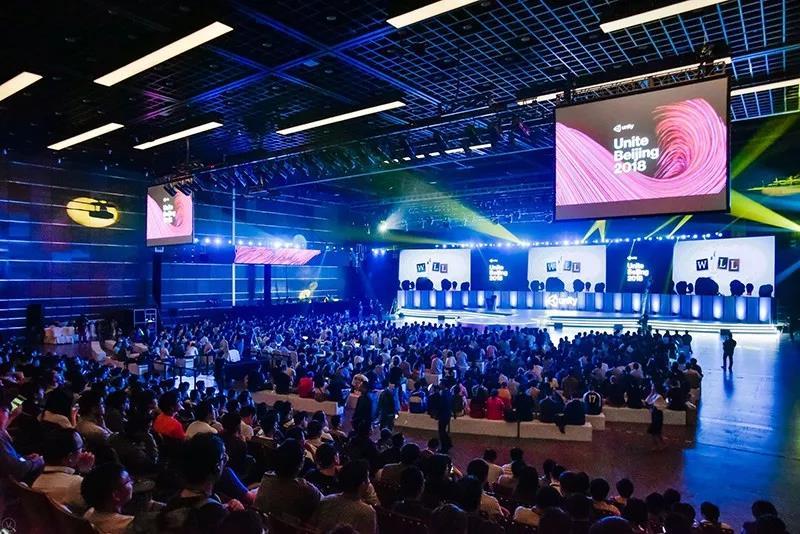 Unite Beijing 2018 Keynote :Unity 2018为创作而生