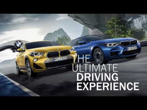 The BMW Ultimate Driving Experience
