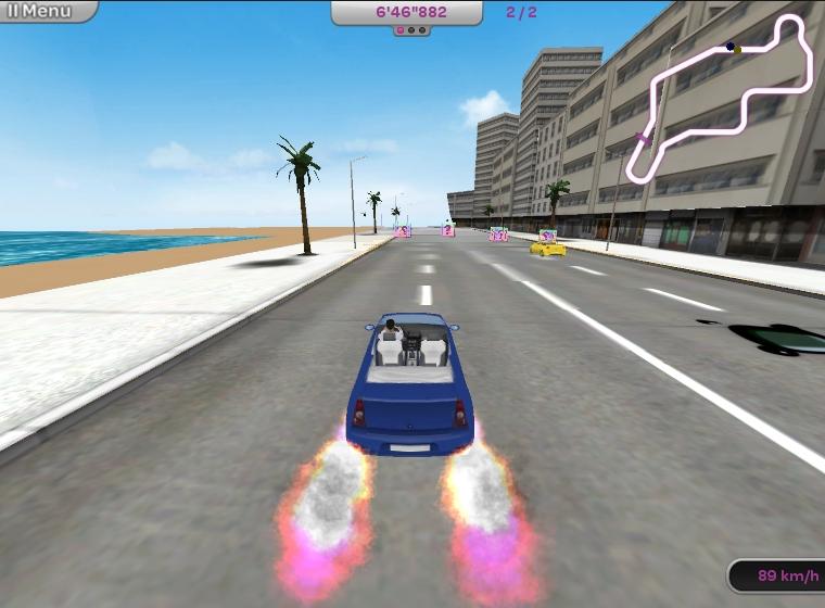Tomobile Racing (Indeego Games)